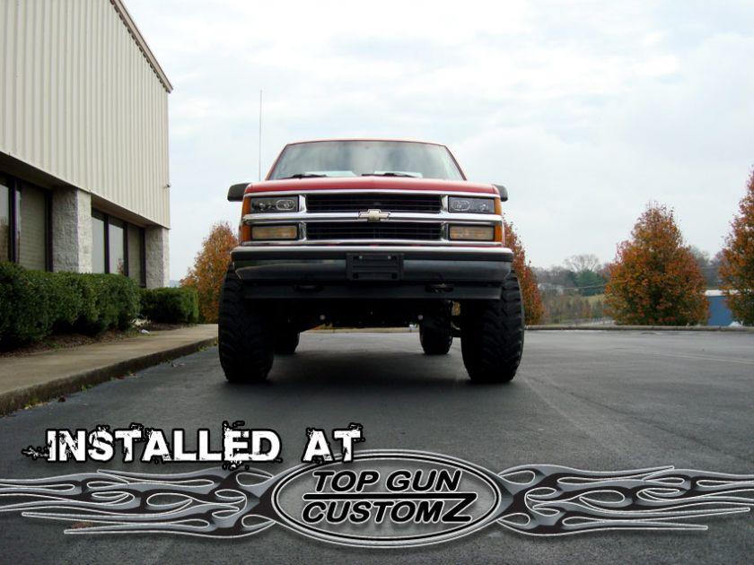 88 98 Chevy/GMC 1500 Pickup 4x4 6 Suspension Lift Kit