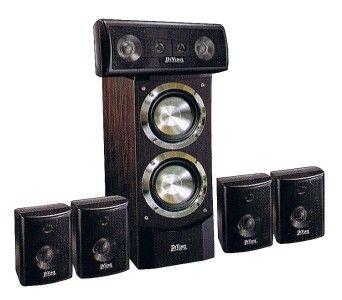 Pro Series Surround Sound Home Theatre Speaker System 800 Watts