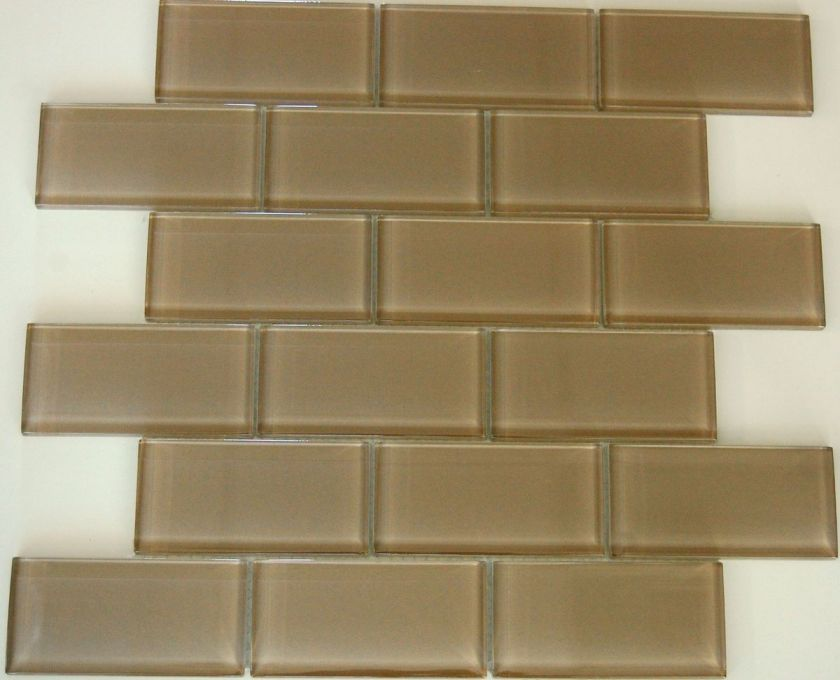2x4 tile backsplash glass subway tile backsplash champagne 2x4